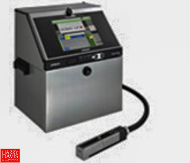 Lot 47 - Hitachi Inkjet Printer Model RX2-BD160W : SN R2802489611 **Item Located in Hayward, California