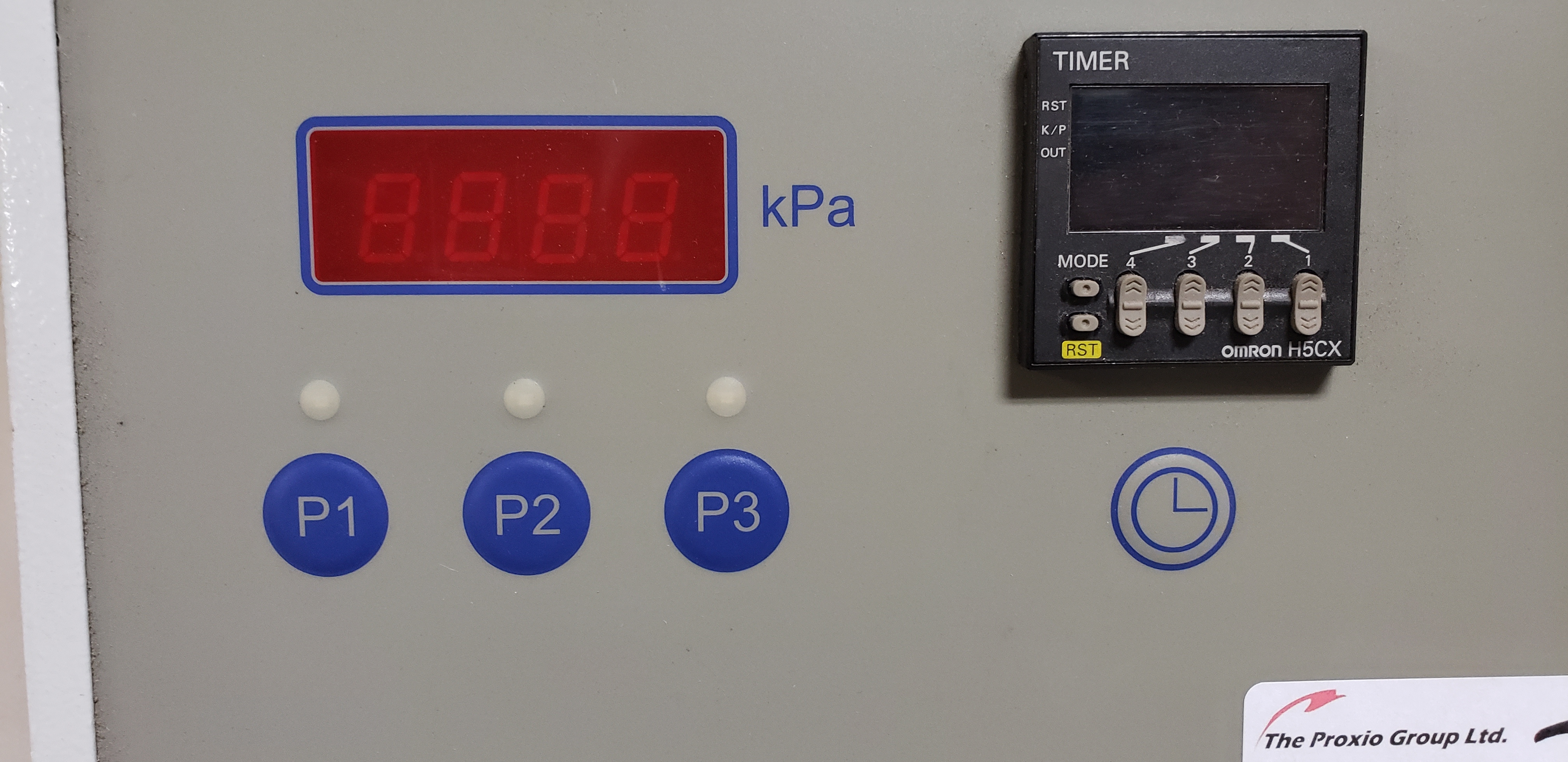 Lot 34 - Copley Scientific Critical Flow Controller