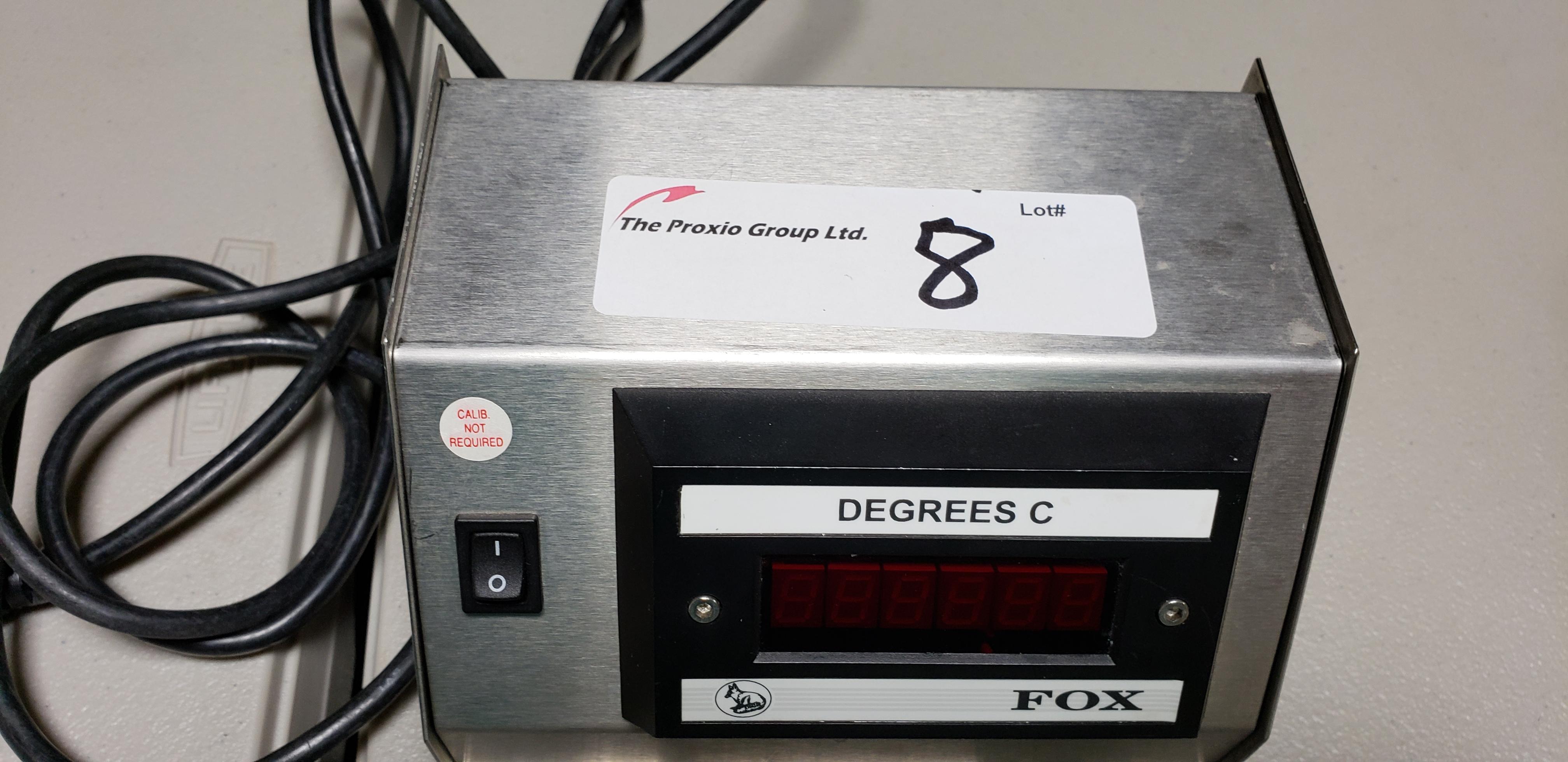 Lot 8 - Fox Digital Meter