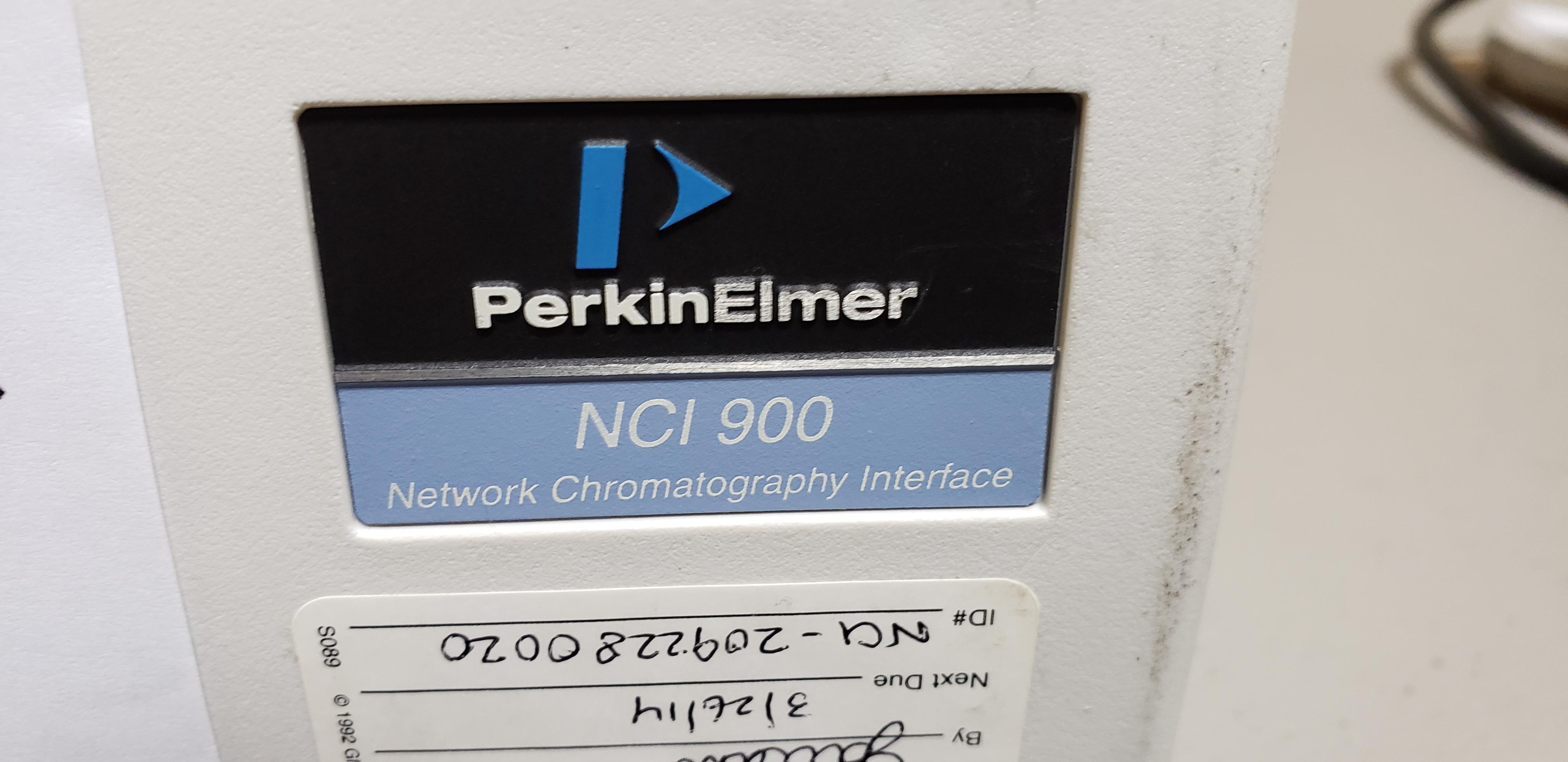 Lot 16 - PERKINELMER NCI 900 NETWORK CHROMATOGRAPHY INTERFACE