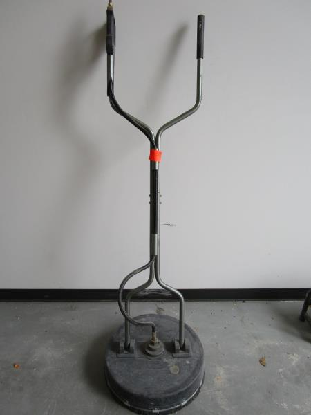 Lot 26 - Floor Power Washer Attachment by MI-T-M Corp