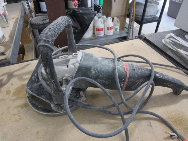 Lot 46 - Metabo Grinder, Model: W24-230MVT, Doe Not Power Up