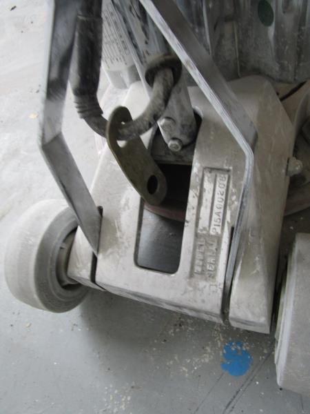 Lot 11 - Ceno Cycle Floor Sander, SN: P15A00208