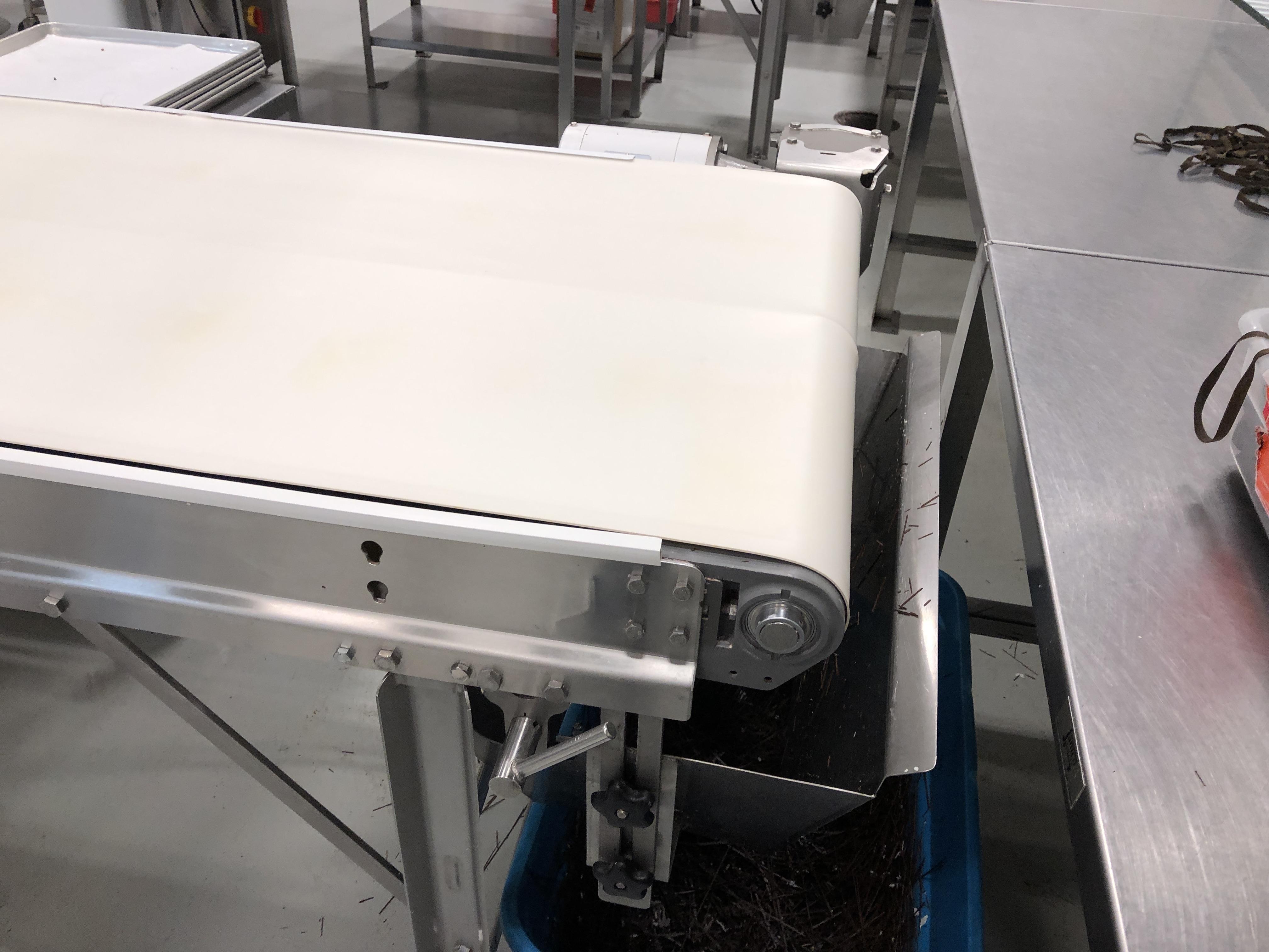 "Lot 7a - Dorner 27"" wide x 26-ft long Ambient Cooling Conveyor"