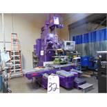 Pratt & Whitney mod. 3E, 2-Axis CNC Jig Borer (2018) CNC Engineering Controls (Converted Late 2018);