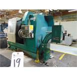 Nakamura Tome mod. TMC-400, CNC Turning Center, 12-Position Turret, Turbo Chip Conveyor, Tail Stock,