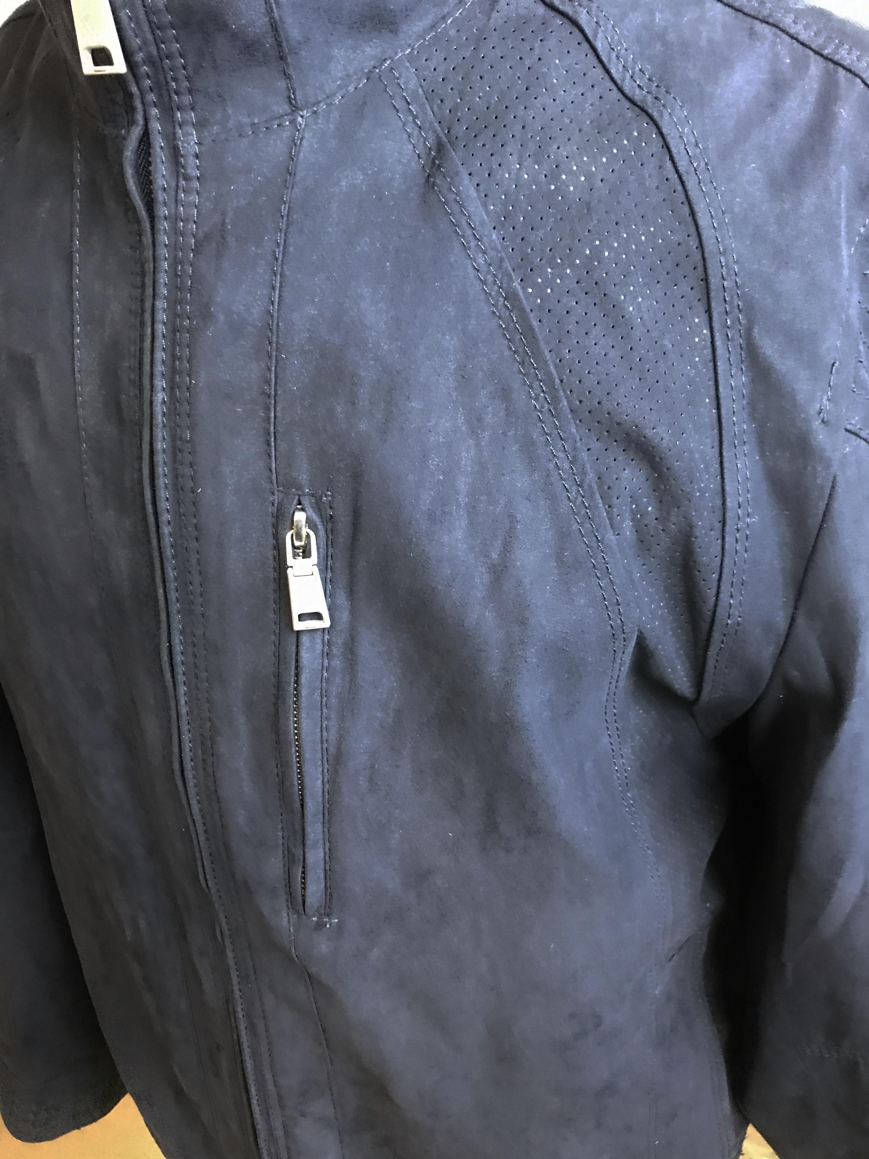 Lot 10 - Bugatti Official Merchandise Navy Jacket