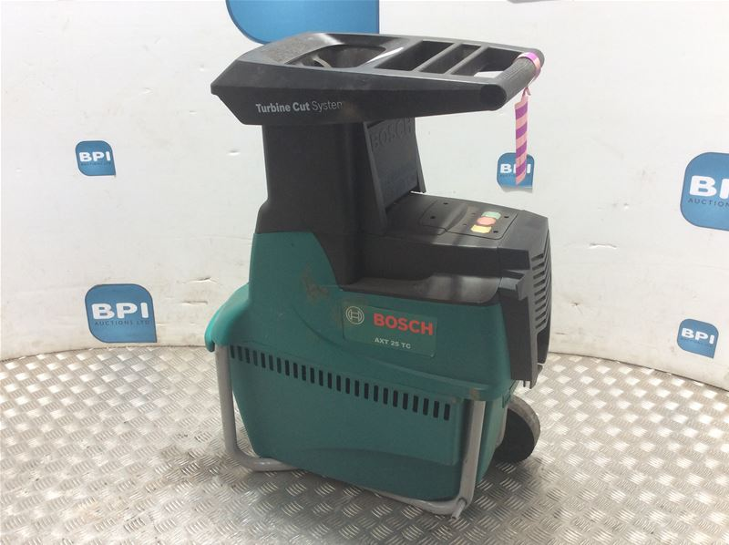 050239 bosch axt 25 tc portable shredder appraisal spares or repair unable to test missing p. Black Bedroom Furniture Sets. Home Design Ideas