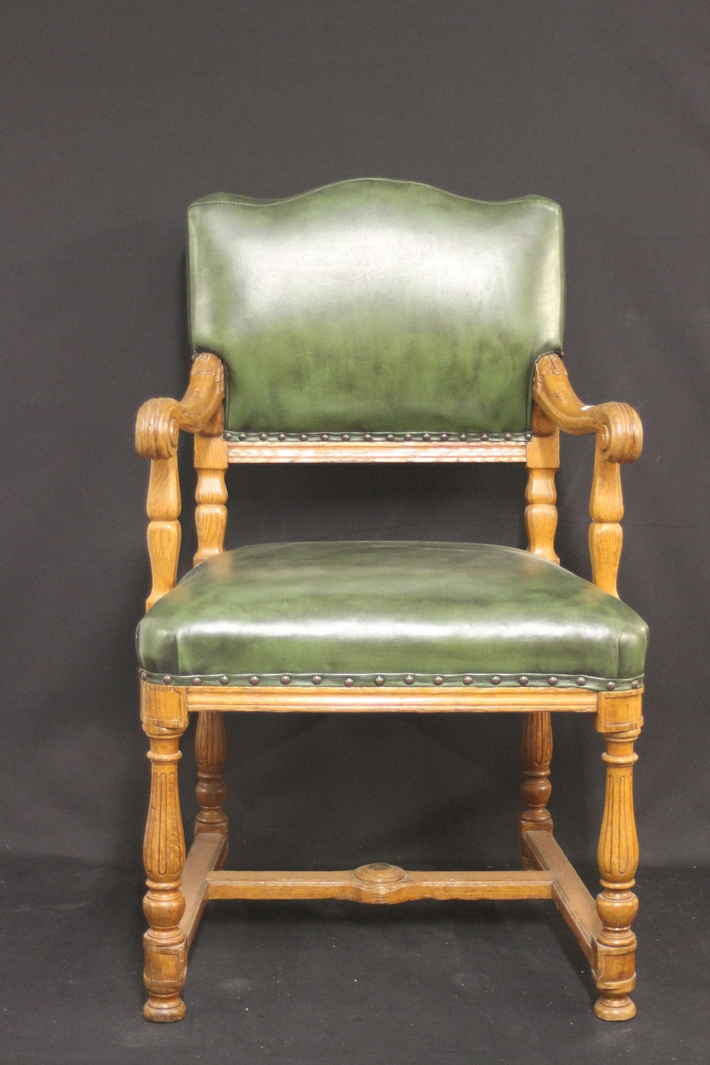 R M S Olympic Extremely Rare First Class Dining Saloon Chair Created In The Jacobean Style And