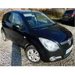 Vauxhall AGILA HATCHBACK, 1.2 VVT ecoFLEX SE 5d, Registration KS62 BLF, first registered 2nd January