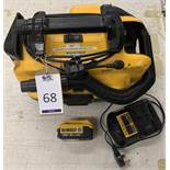 Dewalt DCV582 Cordless Wet & Dry Vacuum (Located Norwich – See General Notes for Viewing &