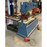 Kingsland 55XSD Universal Ironworker Serial Number 157699 (Located Norwich – See General Notes for