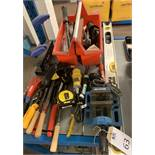 Quantity of Manual Tools (Located Norwich – See General Notes for Viewing & Collection Details)