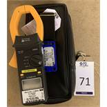 RS LH Clamp Meter (Located Norwich – See General Notes for Viewing & Collection Details)