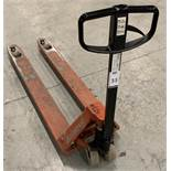 Rolatruc Long Reach Pallet Truck (Located Norwich – See General Notes for Viewing & Collection