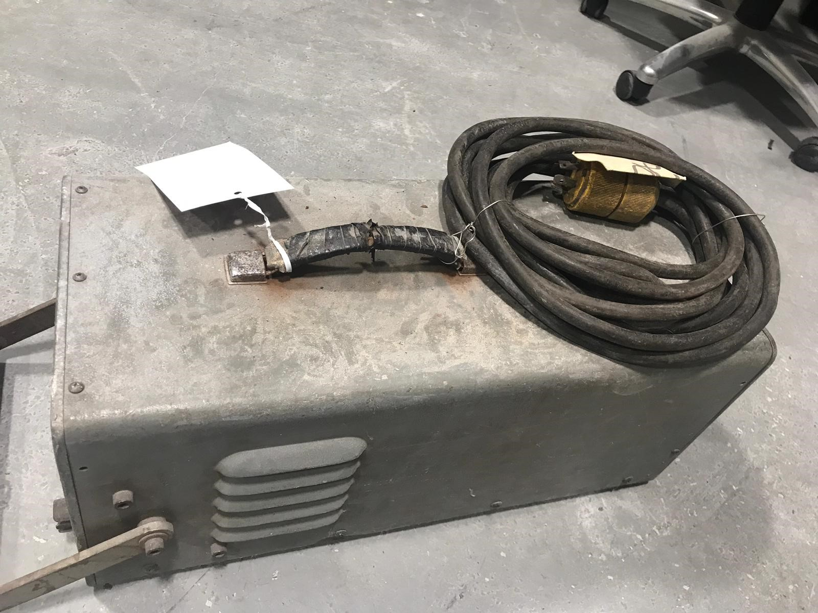 Lot 3 - MAGNAFLUX Magnetic Particle inspection Equipment