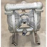 "GRACO Diaphragm Pump Stainless Steel 2"""
