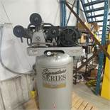 Signature Air Compressor, 7.5HP with starter panel. Mfg by Princess Auto