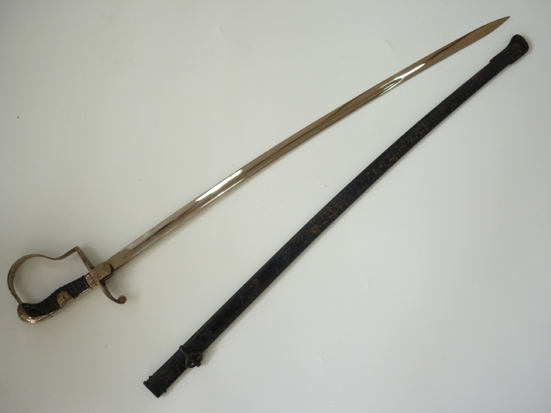 Lot 97 - An Imperial German army Uhlan officer's sword by Max Weyersberg