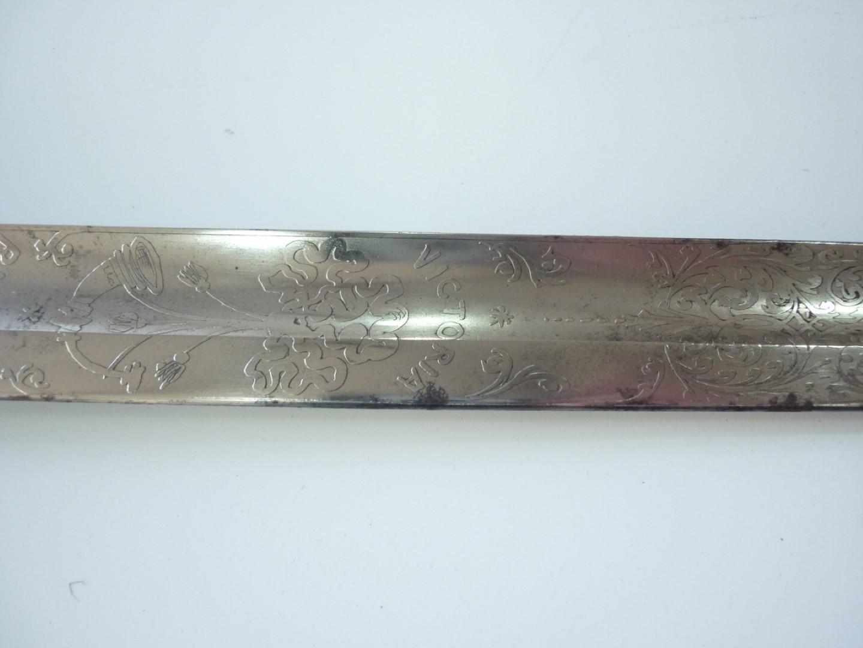 Lot 96 - An 1822 Pattern Rifle Regiment Officer's sword, by Busain & Smith, 8 Gerrard Street, London, the