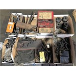 Lot 63 - LOT OF PARTS, misc. (must be removed by April 13) (Location 10)