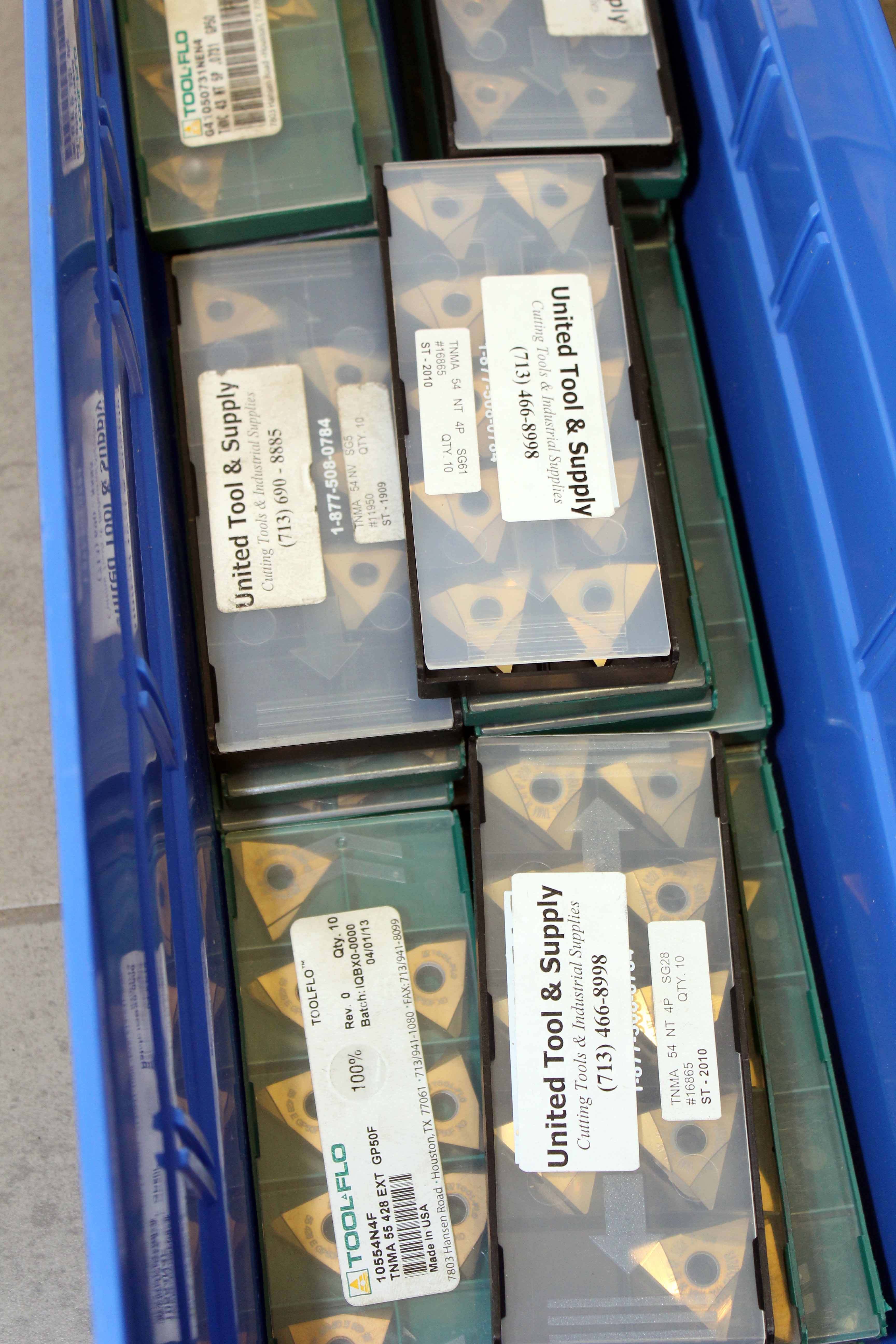 Lot 30B - LOT OF INSERTS (Location 9)