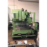 "CNC VERTICAL MACHINING CENTER, OKK MDL. MCV550, (est.) new 1993, 41"" x 21"" table, 30 pos. ATC, CAT-"