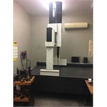 Lot 33 - LARGE CAPACITY COORDINATE MEASURING MACHINE, LK MDL. G80 MICROVECTOR TRAVELING GANTRY TYPE DESIGN,