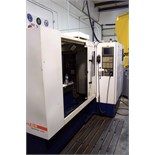 Lot 3 - CNC HORIZONTAL MACHINING CENTER/GUN DRILL, YAMASHINA SEIKI MDL. MAX40-H, new 2002, Fanuc 21i-M CNC