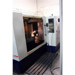 CNC HORIZONTAL MACHINING CENTER/GUN DRILL, YAMASHINA SEIKI MDL. MAX40-H, new 2002, Fanuc 21i-M CNC