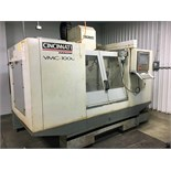 Lot 21 - CNC VERTICAL MACHINING CENTER, CINCINNATI ARROW MDL. VCM-1000, new 1996, Siemens Acramatic A2100 3-