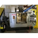 VERTICAL MACHINING CENTER, TOYODA AWEA MDL. BM-850, new 2006, Fanuc Series 18i-MB CNC control, 33""