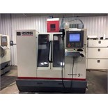 CNC VERTICAL MACHINING CENTER, CINCINNATI ARROW MDL. VMC-500E, new 1997, Acramatic 2100 CNC