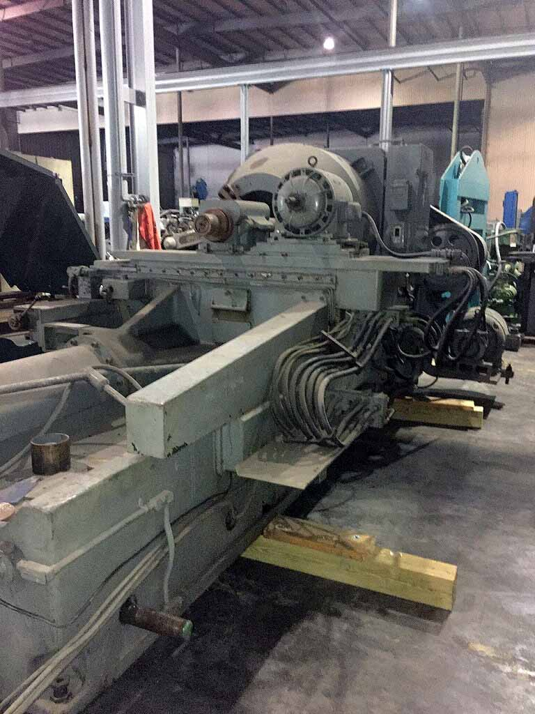 "Lot 16 - HOLLOW SPINDLE INTERNAL GRINDER, BRYANT MDL. 2440-RY, 19-1/4"" headstock spdl. bore, 28"" max."