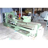 "HOLLOW SPINDLE LATHE, KINGSTON 30"" OIL COUNTRY MDL. HK-3000, new 2007, 12/5"" spdl. bore, 30"" sw."