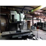 "Lot 40 - CNC VERTICAL MACHINING CENTER, OKK MDL. MCV-520, OKK Matic-G CNC control, 22"" x 52"" table, 30 pos."