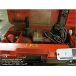 Hilti hammer drill, m/n TE14, 120v.