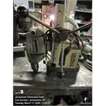 Black & Decker magnetic drill 120v.