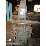Brown & Sharpe #2 surface grinder