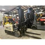 """CROWN ELECTRIC FORKLIFT 5200 SERIES, 190"""" HEIGHT CAPACITY, APPROX. 4,000 LB CAPACITY, TILT"""