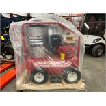 NEW/UNUSED 2020 MAGNUM 4000 HEATED PRESSURE WASHER, ELECTRIC START, WAND AND HOSE INCLUDED, RUNS AND