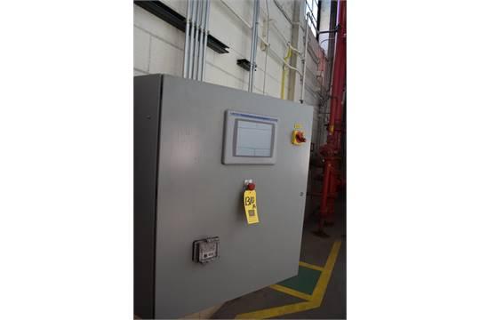 Allen Bradley PanelView Plus 1000 Controller with (2