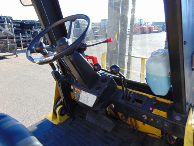 Lot 21 - Hyster H4.00 XLS Counter Balance Diesel Forklift
