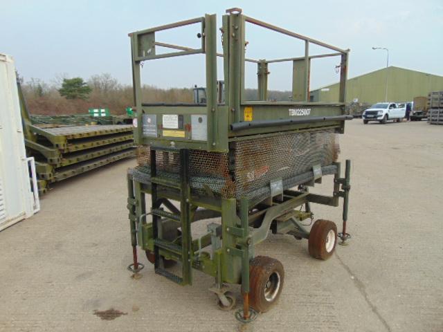 Lot 5 - UK Lift 4m Mobile Hydraulic Work Platform