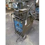 HOBART RC256 MIG WELDER, #27 WIRE FEEDER, S/N 8RT-7911