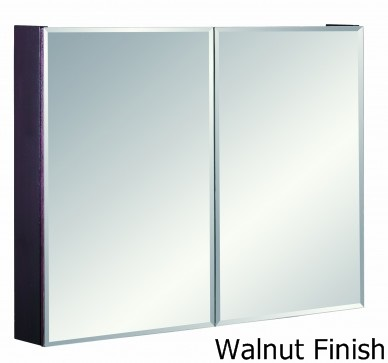 1 x vogue arc series 2 900mm mirrored bathroom cabinet for Bathroom cabinet 900mm high