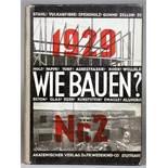 Architektur - Heinz und Bodo Rasch. Wie bauen? Materialien und Konstruktionen für industrielle