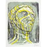 Henry Moore - Goethe. Prométhée. Traduction par André Gide. Lithographies de Henry Moore. Paris,