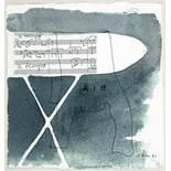 10 Jahre Galerie & Edition Schlégl Zürich. Neun Originalzeichnungen, zwei Graphiken, 1978-1981. 34 :