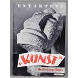 Führer durch die Ausstellung »Entartete Kunst«. Berlin, Verlag für Kultur- und Wirtschaftswerbung [